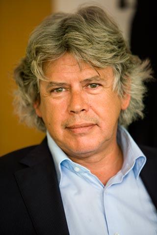 Bart Nieuwenhuizen - foto Gerhard van Roon